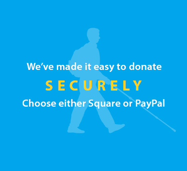 We've made it easy to donate SECURELY. Choose either Square or PayPal.