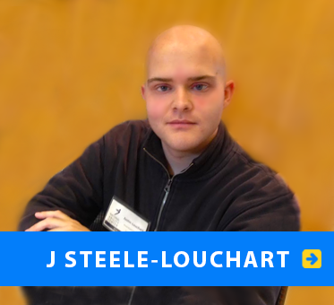 J. Steele-Louchart. Image: Photo of J.
