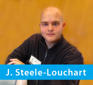 Photo of WAFTB Perceptual Navigation Instructor J. Steele-Louchart.