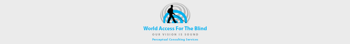 World Access for the Blind