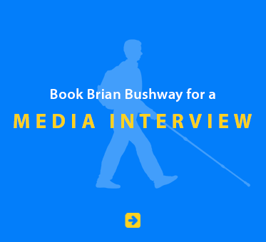 Book Brian Bushway for a Media Interview.