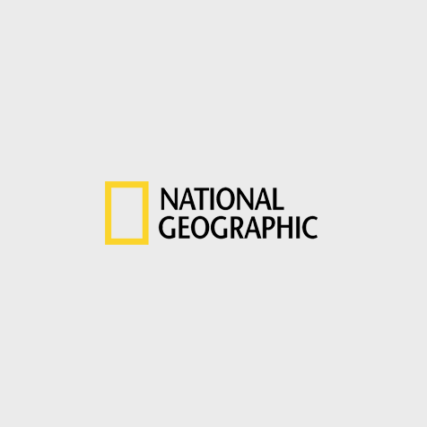 National Geographic Magazine logo.