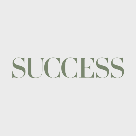 Success Magazine logo.